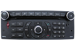 607 - Navigation defekt - Navi-Reparatur RT3-N3-10